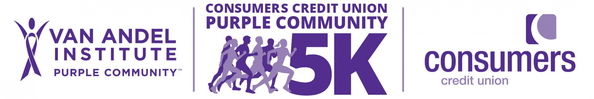 2019 Consumers Credit Union Purple Community 5K